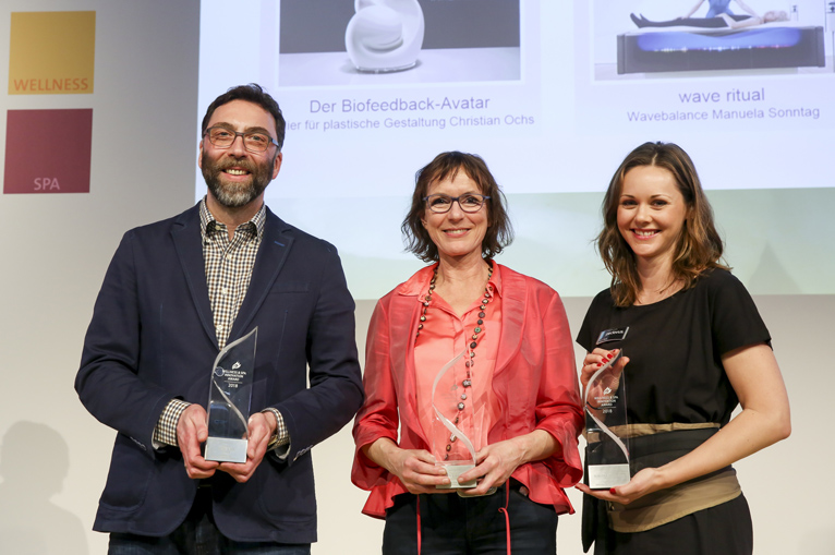 Wellness /& DSpa Innovation Award 2018 Preisträger