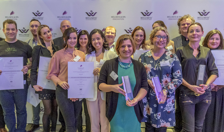 Wellness & Spa Innovation Awards 2019 Nominierte