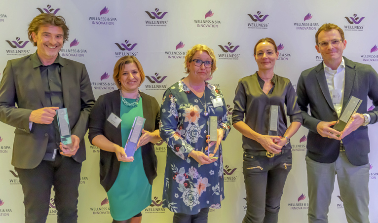 Wellnes & Spa Innovation Awards 2019 Gewinner