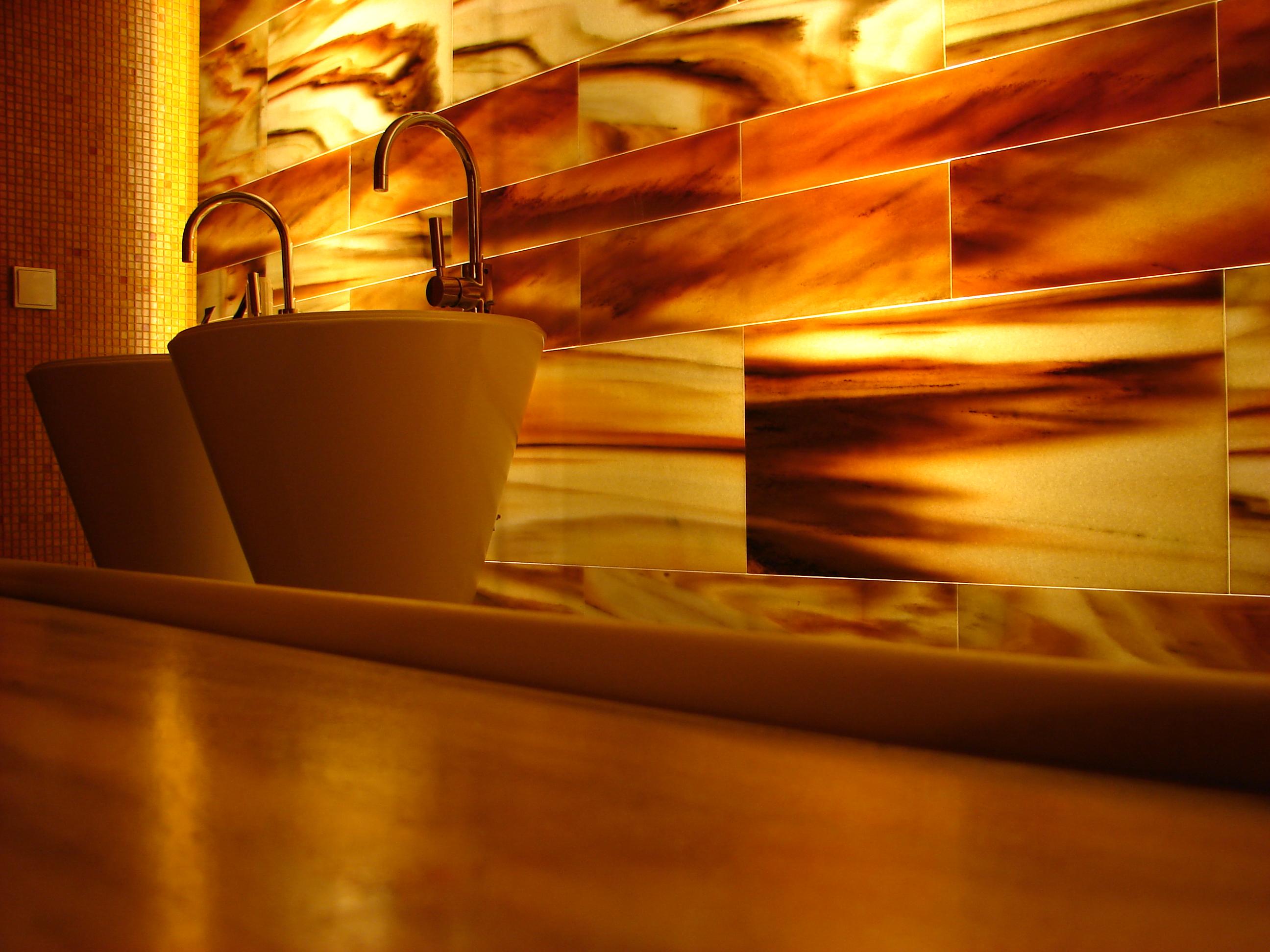 Wellnessraum zuhause  Farbtrends im Spa