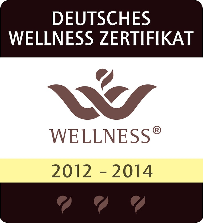 Wellness-Zertifikat 2012
