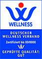 Deutscher Wellnessverband: gepr�fte Qualit�t GUT