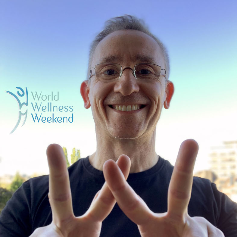 Lutz Hertel Ambassador World Wellness Weekend